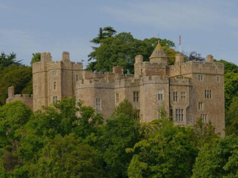 Dunster-castle